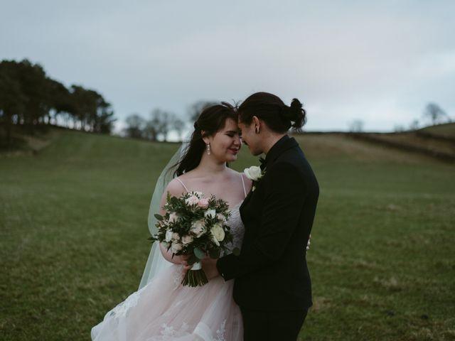 Aiden and Georgia's Wedding in Scottish Borders, Lothian & Borders 107
