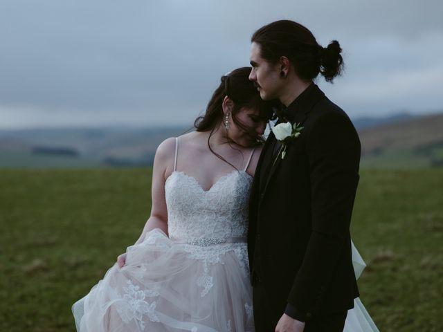 Aiden and Georgia's Wedding in Scottish Borders, Lothian & Borders 2