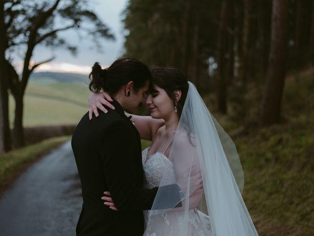 Aiden and Georgia's Wedding in Scottish Borders, Lothian & Borders 109