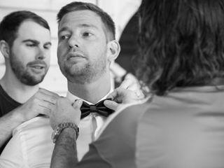 Finuala & Darren's wedding 1