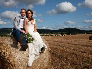 Finuala & Darren's wedding