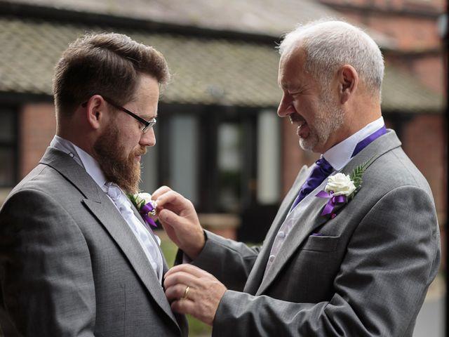 John and Becca's Wedding in Preston, Lancashire 10