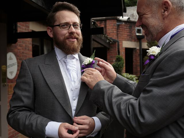 John and Becca's Wedding in Preston, Lancashire 1