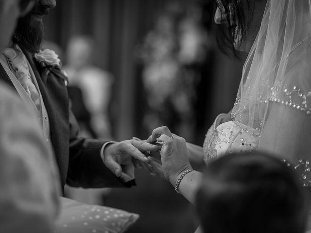 John and Becca's Wedding in Preston, Lancashire 16