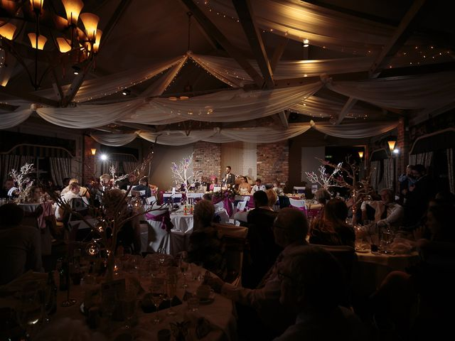John and Becca's Wedding in Preston, Lancashire 24