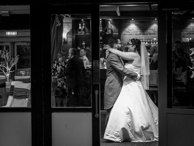 John and Becca's Wedding in Preston, Lancashire 25