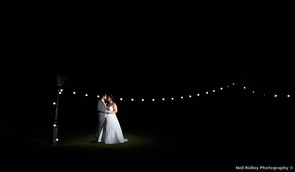 John and Becca's Wedding in Preston, Lancashire