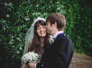 Laura & Jonathan's wedding