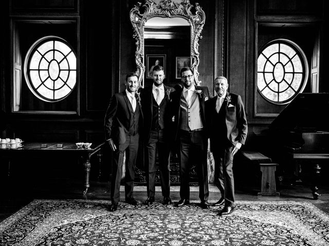 Liam and Kelly's Wedding in East Malling, Kent 13