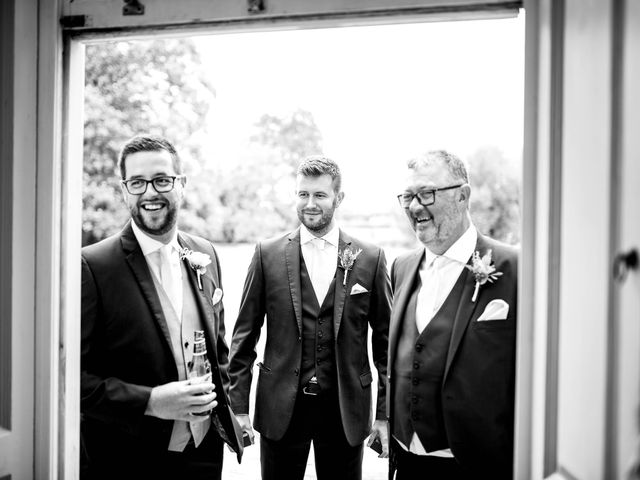 Liam and Kelly's Wedding in East Malling, Kent 15