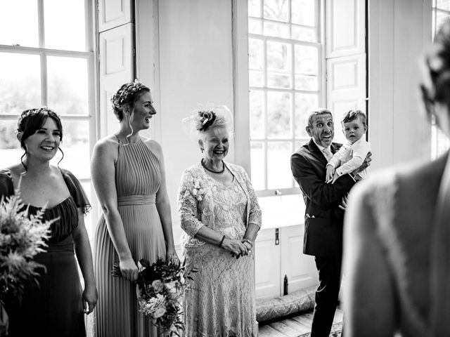 Liam and Kelly's Wedding in East Malling, Kent 16