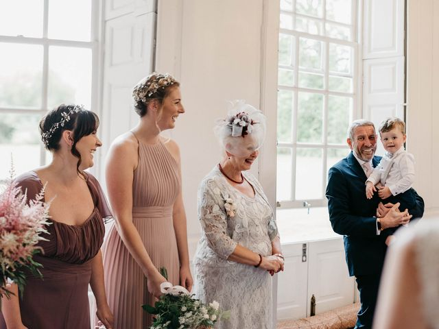 Liam and Kelly's Wedding in East Malling, Kent 17