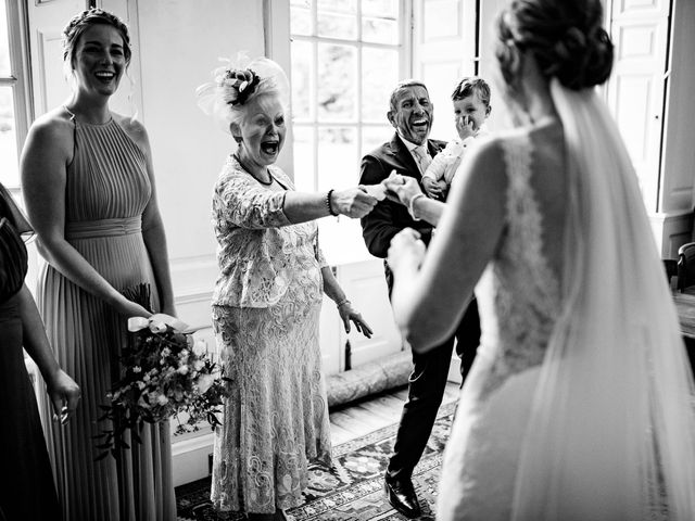 Liam and Kelly's Wedding in East Malling, Kent 18