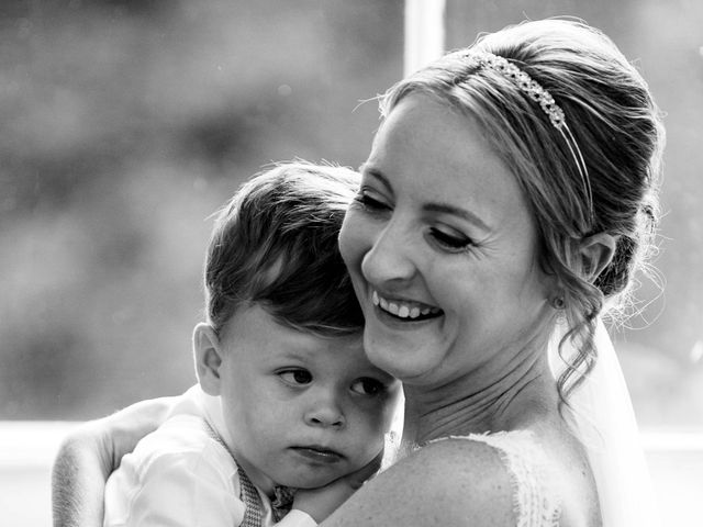 Liam and Kelly's Wedding in East Malling, Kent 25