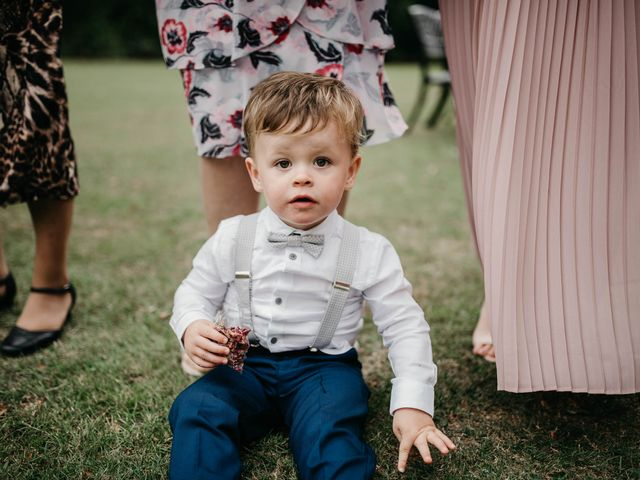 Liam and Kelly's Wedding in East Malling, Kent 26