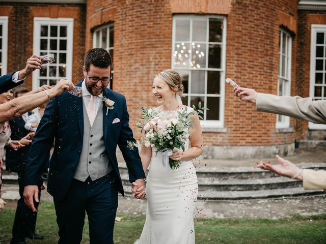 Liam and Kelly's Wedding in East Malling, Kent 27
