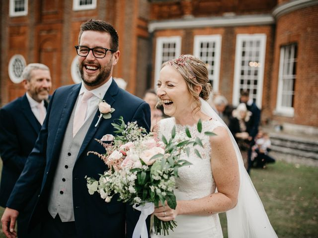 Liam and Kelly's Wedding in East Malling, Kent 28