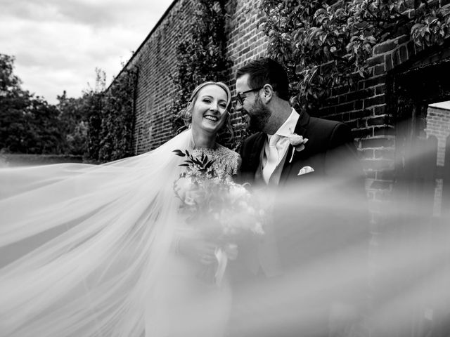 Liam and Kelly's Wedding in East Malling, Kent 32
