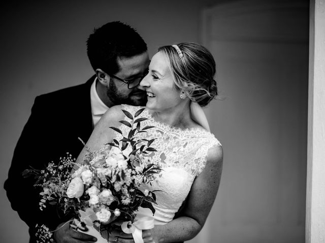 Liam and Kelly's Wedding in East Malling, Kent 33