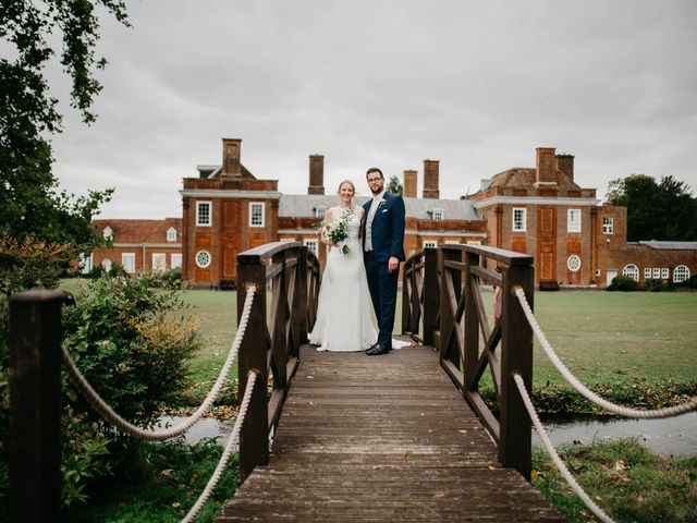 Liam and Kelly's Wedding in East Malling, Kent 34