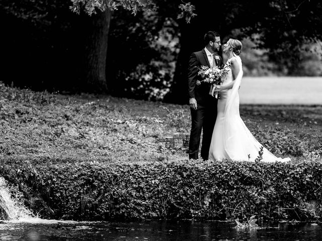 Liam and Kelly's Wedding in East Malling, Kent 36