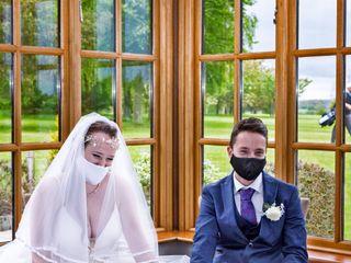Caitlin & George's wedding 1