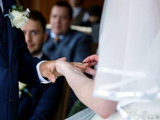 Caitlin & George's wedding 2