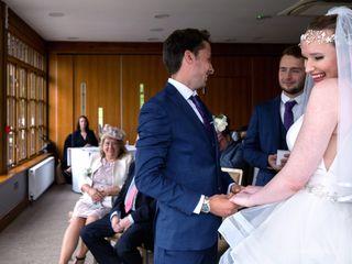Caitlin & George's wedding 3