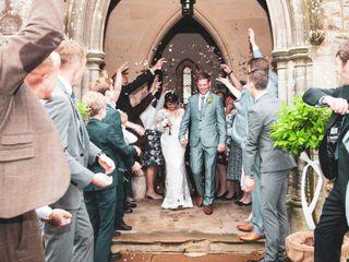 James & Natalie's wedding
