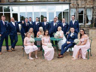 James & Rebecca's wedding
