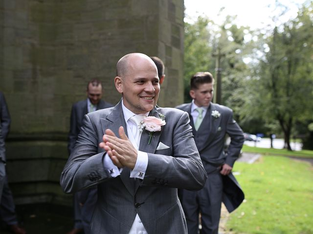 Martin and Kirsty's Wedding in Manchester, Greater Manchester 4