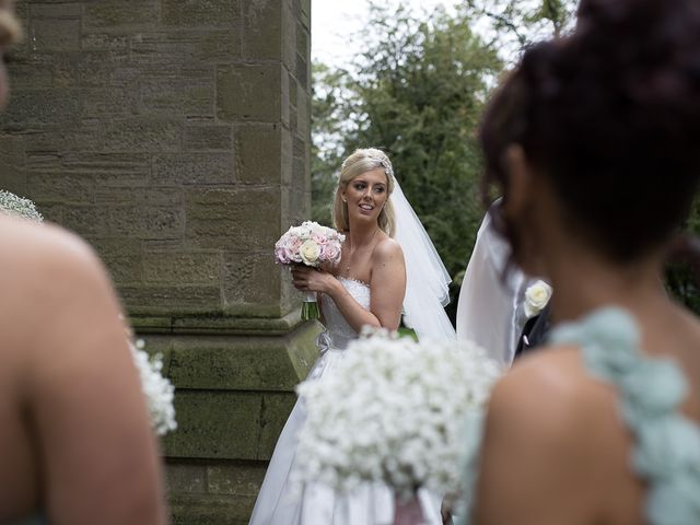 Martin and Kirsty's Wedding in Manchester, Greater Manchester 6