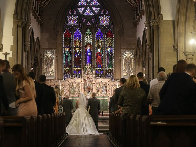 Martin and Kirsty's Wedding in Manchester, Greater Manchester 7