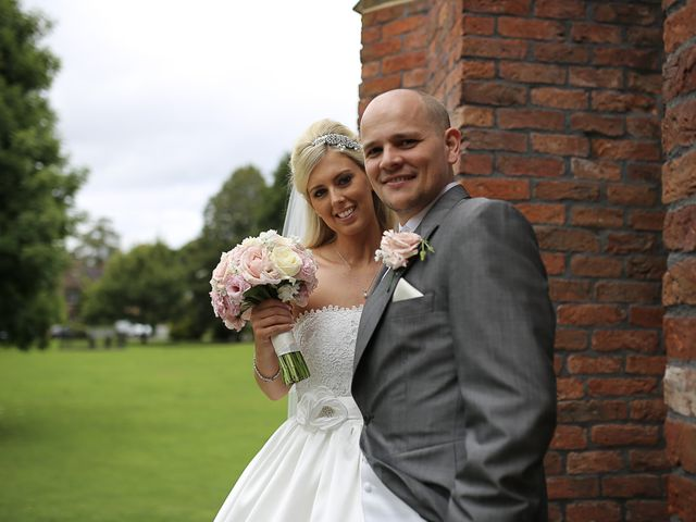 Martin and Kirsty's Wedding in Manchester, Greater Manchester 10
