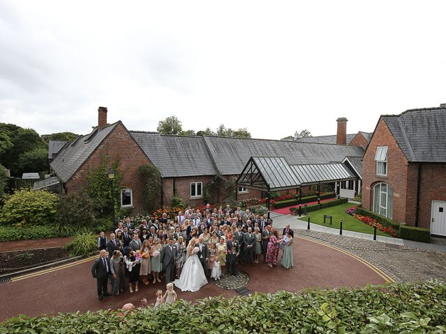 Martin and Kirsty's Wedding in Manchester, Greater Manchester 11