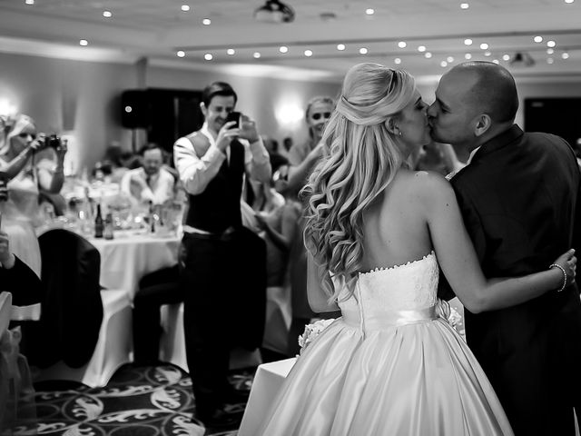 Martin and Kirsty's Wedding in Manchester, Greater Manchester 19