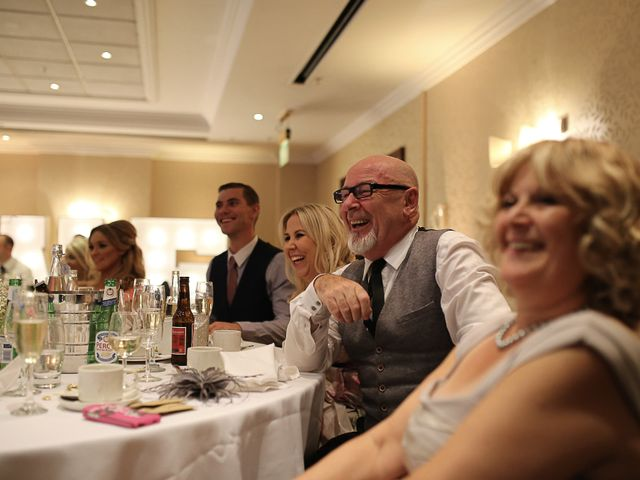 Martin and Kirsty's Wedding in Manchester, Greater Manchester 20