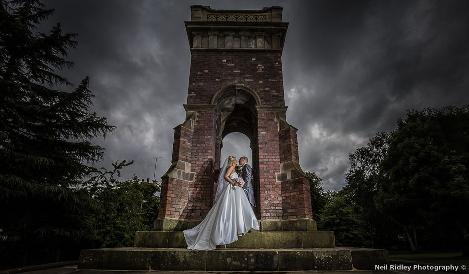 Martin and Kirsty's Wedding in Manchester, Greater Manchester