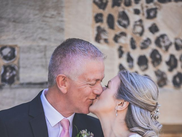 Rose & Pete's wedding