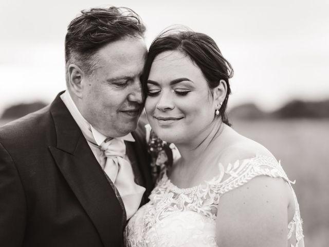 Mark & Harriet's wedding