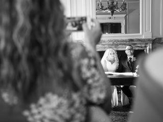 Rob & Bethanie's wedding