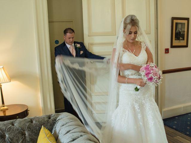 Daniel and Chloe's Wedding in Gloucester, Gloucestershire 13