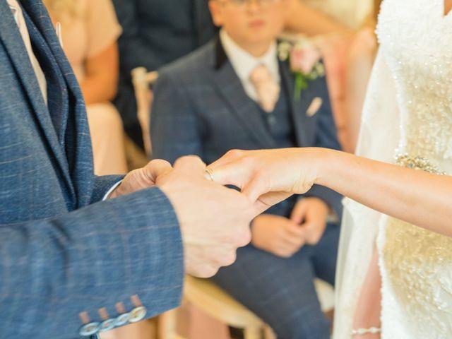 Daniel and Chloe's Wedding in Gloucester, Gloucestershire 16