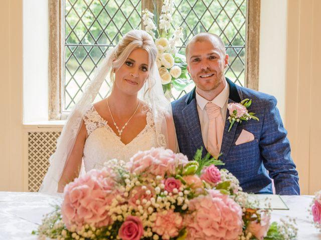 Daniel and Chloe's Wedding in Gloucester, Gloucestershire 17