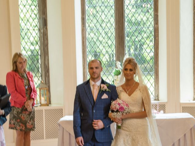 Daniel and Chloe's Wedding in Gloucester, Gloucestershire 18