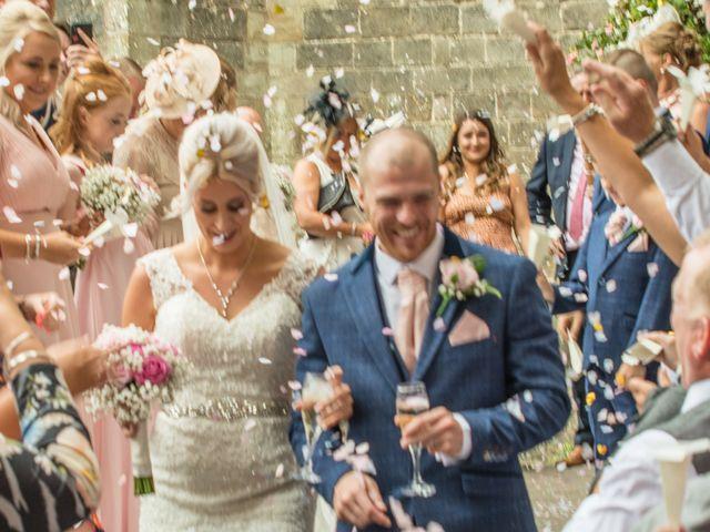 Daniel and Chloe's Wedding in Gloucester, Gloucestershire 20