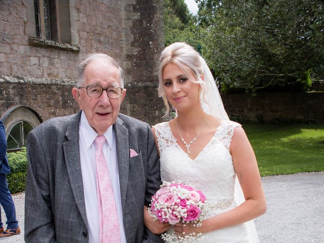 Daniel and Chloe's Wedding in Gloucester, Gloucestershire 22