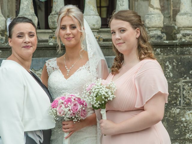 Daniel and Chloe's Wedding in Gloucester, Gloucestershire 25