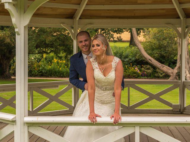 Daniel and Chloe's Wedding in Gloucester, Gloucestershire 31