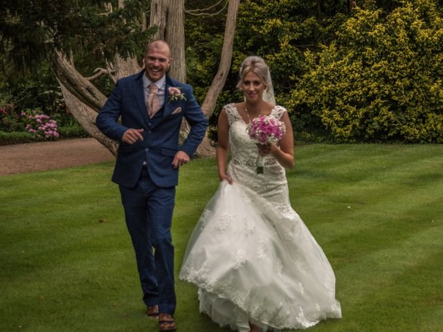 Daniel and Chloe's Wedding in Gloucester, Gloucestershire 33